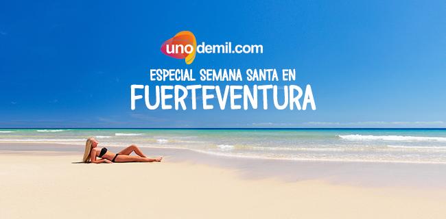 Los 7 mejores alojamientos para Semana Santa en Fuerteventura